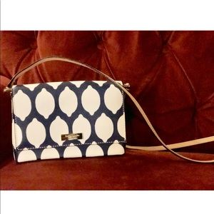 Authentic KATE SPADE NY 🍋Adaire French Lemon Bag!